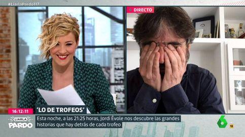 Tierra, trágame de Jordi Évole: Cristina Pardo le pide que se levante y pasa esto