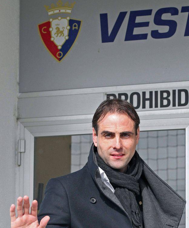 Foto: Javier López Vallejo ejerce de psicólogo y entrenador de porteros en la Selección Española femenina. (EFE)