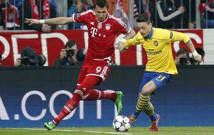 El Bayern jugará la vuelta de cuartos con una parte del estadio cerrana