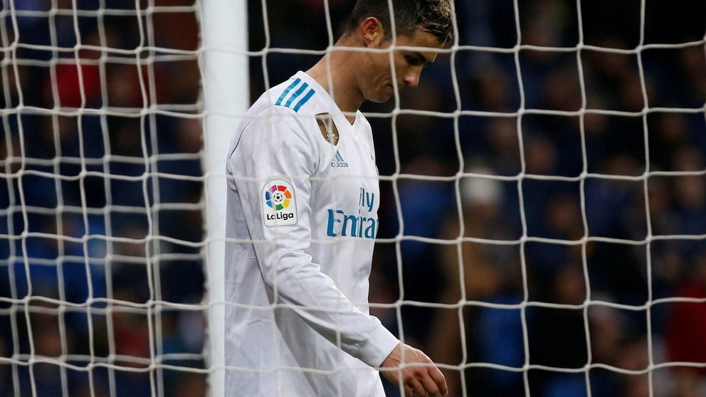 El vestuario del Real Madrid considera irrecuperable a Cristiano Ronaldo
