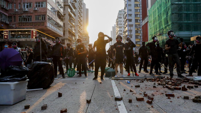 Los hongkoneses, a los radicales catalanes: Id a por las articulaciones, no por la cabeza