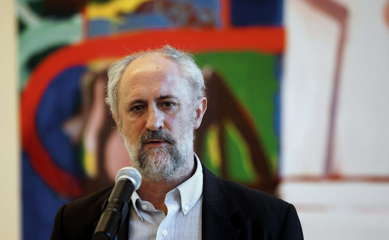 El nuevo presidente de la Junta Rectora de Ifema, Luis Cueto. (EFE)