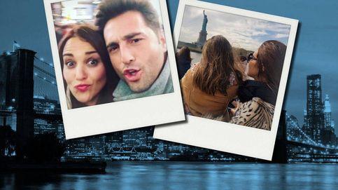 Paula Echevarría y David Bustamante: viaje en familia a Nueva York