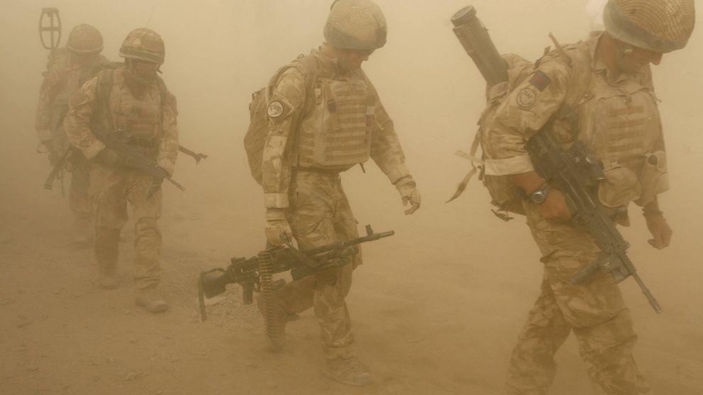 ¿Salvará Reino Unido a la OTAN? El agujero en Defensa torpedea su plan pos-Brexit