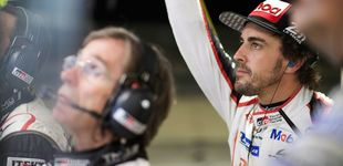 Post de La cuenta atrás que tiene Fernando Alonso en la cabeza para las 6 Horas de Spa