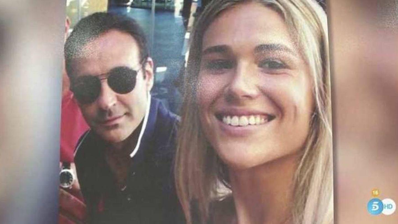 Enrique Ponce y Ana Soria. (Mediaset)