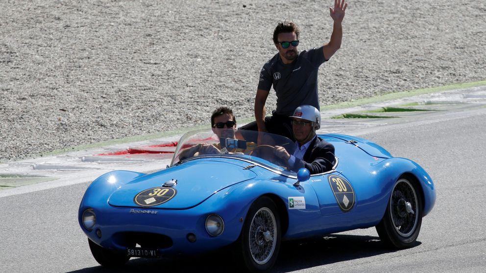 Alonso y el 'karma de Monza': cuando te enredas en una pelea que no es la tuya