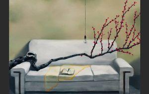La receta china: mariposas, árboles y mucha paz interior
