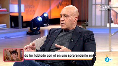 'VLV': Kiko Matamoros se mofa de María Teresa Campos tras su tensa entrevista