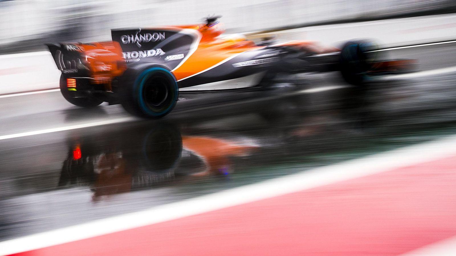 Foto: El acuerdo entre McLaren y Renault está cada vez más cerca. (EFE)