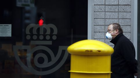 Unos 2.500 trabajadores de Correos están en cuarentena, según sindicatos