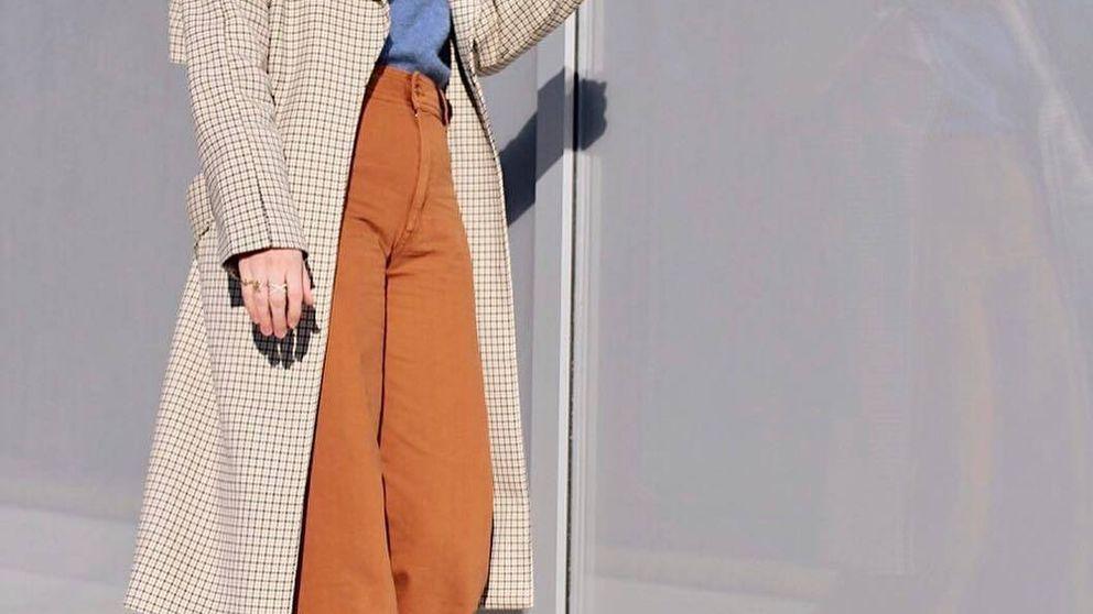 Esta gabardina viral de H&M es tan bonita que la querrás usar como vestido