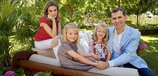 Post de Abrimos el álbum familiar de Felipe y Letizia con motivo de su 15 aniversario de boda