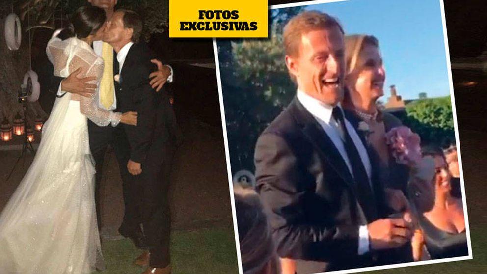 Fotografías exclusivas: así fue la boda 'secreta' de Sete Gibernau y Cristina Camacho