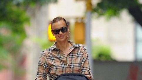 Irina Shayk, Bradley Cooper y sus uniformes de solteros