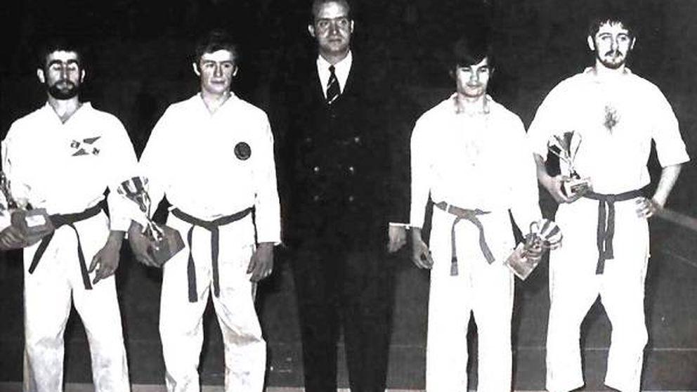 La perversión olímpica del karate, el arte marcial que el Rey fomentó en España