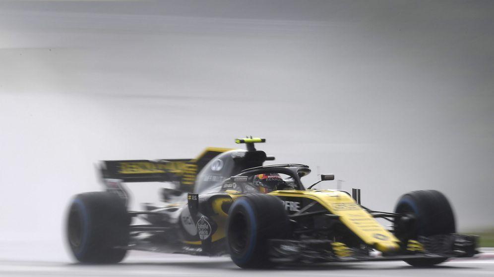 Foto: Carlos Sainz igualó su mejor resultado en una clasificacíón de F1. (EFE)