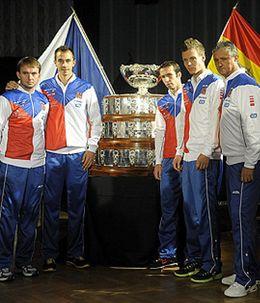 Foto: Jaroslav Navratil: El público es el quinto jugador en esta Davis
