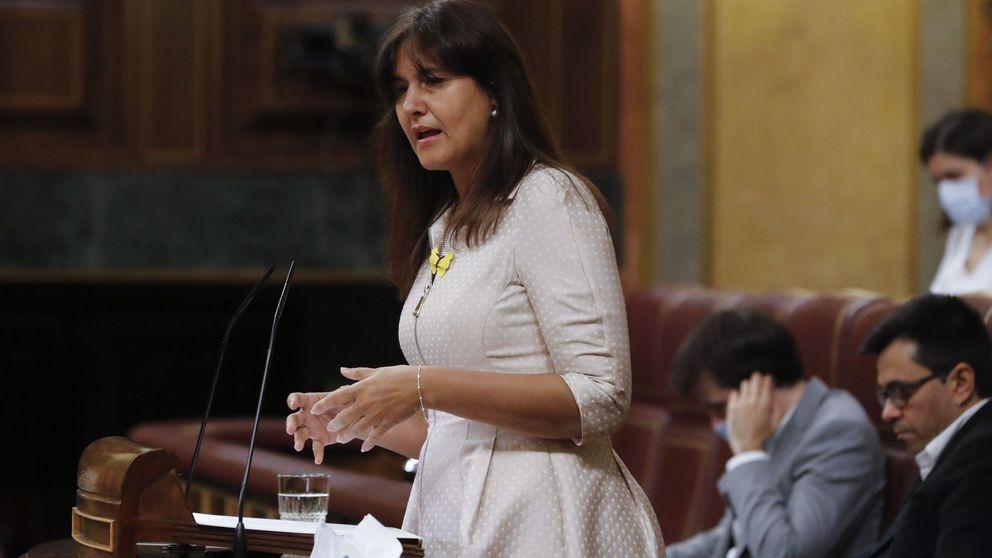 El Supremo pide al Congreso levantar la inmunidad de Borràs para imputarla