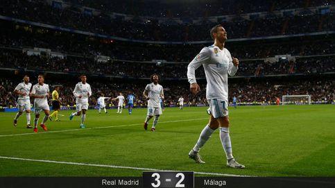 El Real Madrid gana por recuperar el olfato, pero sufre por fallar en lo demás