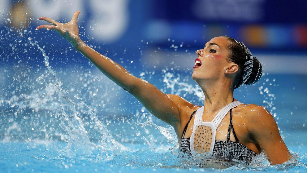 La sincronizada española volverá a casa con dos medallas... salvo milagro