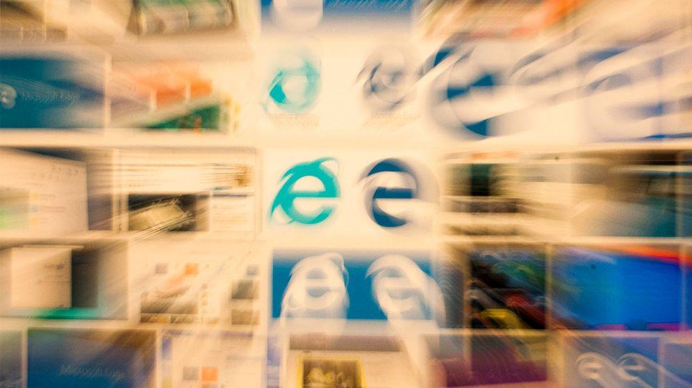 Foto: Microsoft Edge Explorer.