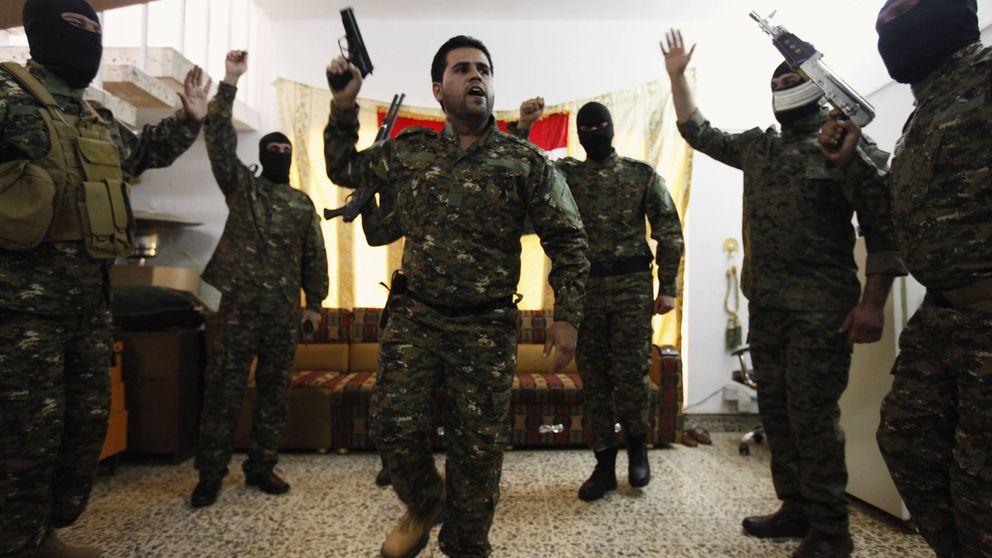 Las milicias pro-Irán ponen en la diana a las tropas de EEUU en Siria
