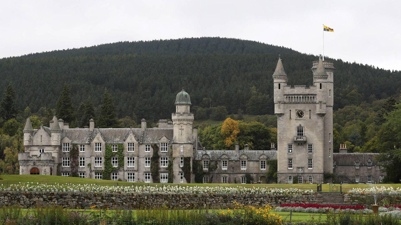 El castillo de Balmoral. (Getty)