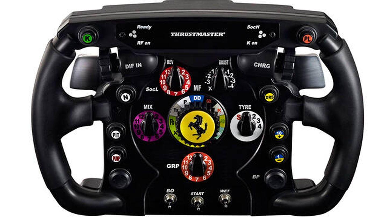 Volante para consola Thrustmaster Ferrari F1