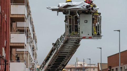 Identificada la tercera víctima del incendio en Badalona (Barcelona), una mujer de 27 años