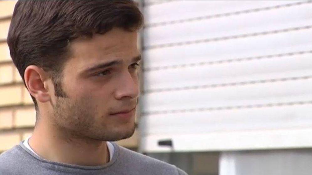 Foto: Juan Carlos Cano será alcalde con 19 años.