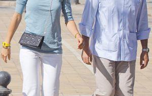 Mario Conde y Eugenia Martínez de Irujo, juntos en la corrida Goyesca