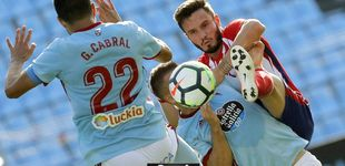 Post de Un gol de Gameiro le da tres puntos a un Atleti que se pasa la vida pidiendo la hora