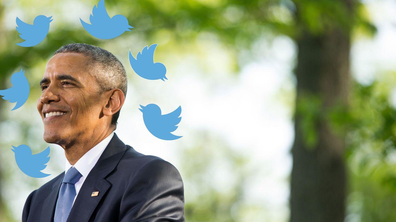 Foto: El presidente Barack Obama en un fotomontaje realizado en Vanitatis