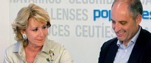UPyD contempla solicitar la imputación de Aguirre y Camps en el caso Bankia