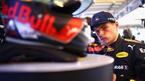 El voy a dar un cabezazo a alguien y la sonrisa irónica que desquició a Verstappen