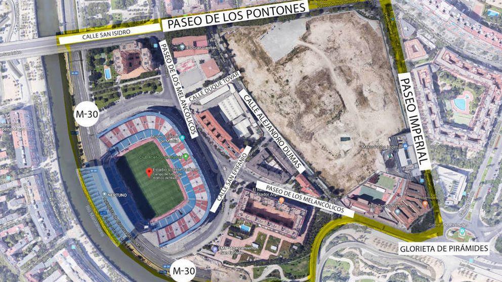 El Atleti convoca a Stoneweg, Ibosa y Solvia para jugar la final de Operación Calderón