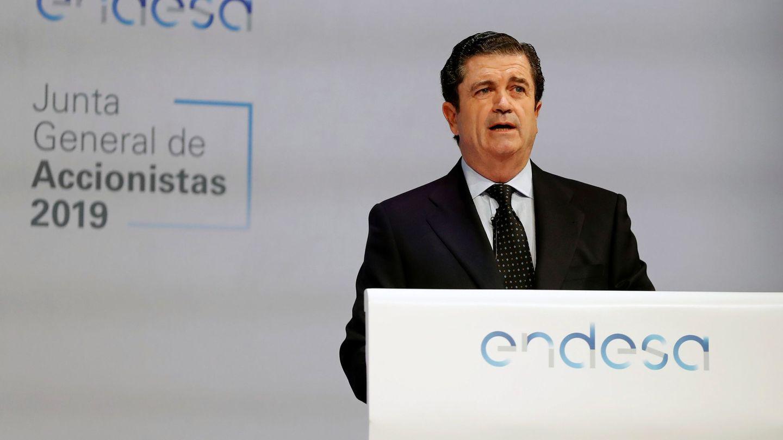 Borja Prado, jefe de Carlos Cortina. (EFE)
