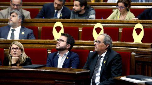 JxCAT desestabiliza el soberanismo, pero Quim Torra logra quedar al margen