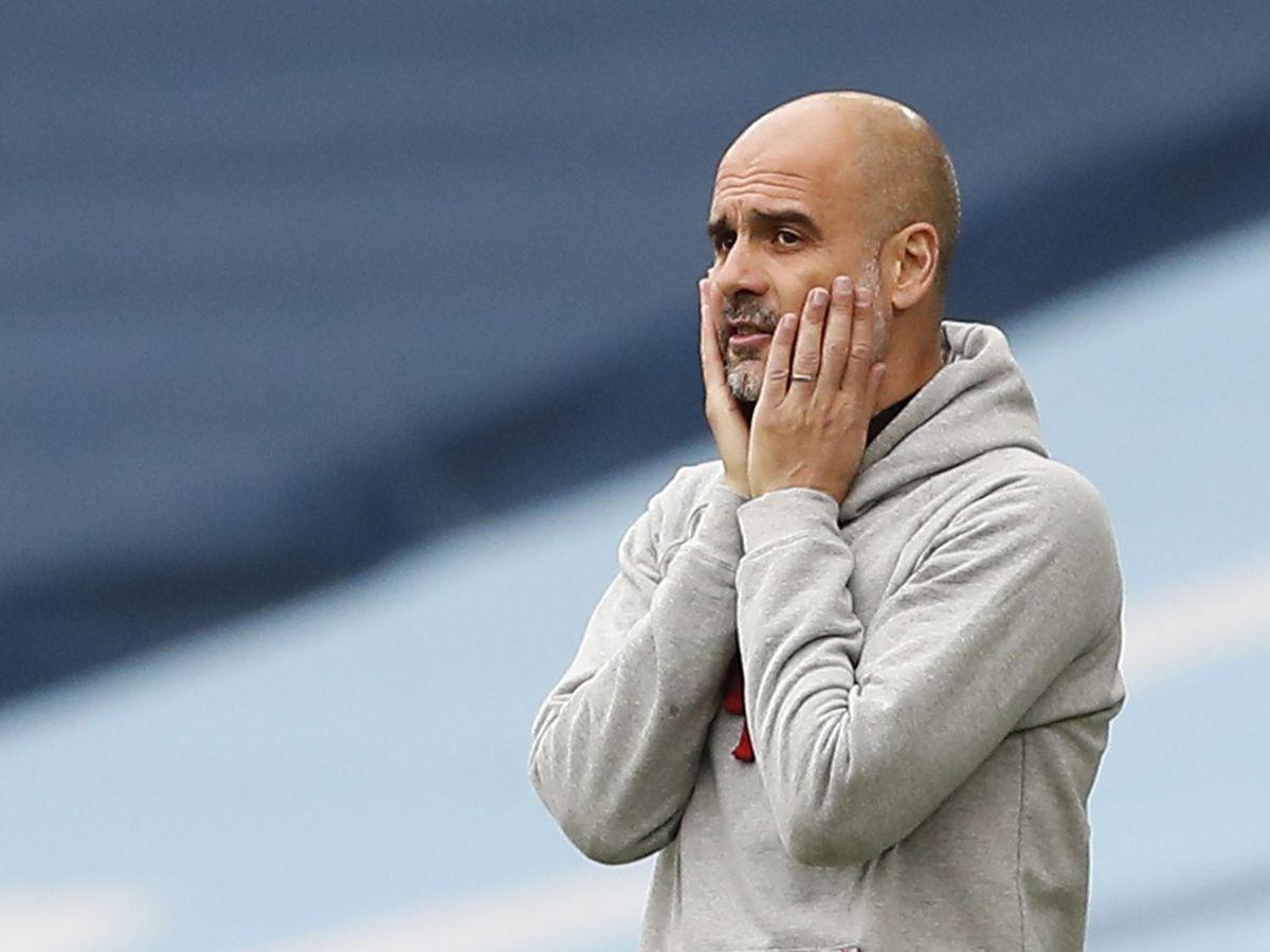 Foto: Pep Guardiola. (Reuters)