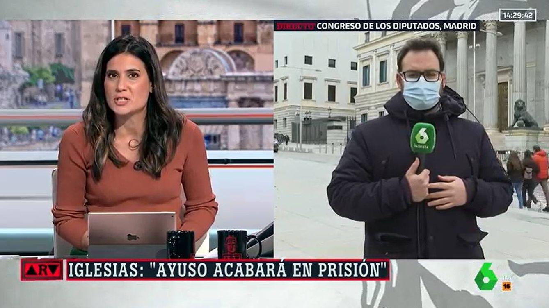 Un mítico periodista de 'Al rojo vivo' deja La Sexta: Espero haber estado a la altura
