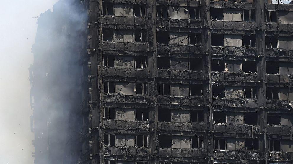 Mohammed, refugiado sirio, y una fotógrafa, víctimas del incendio Londres
