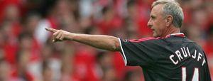 Cruyff no cobrará por ser seleccionador de Cataluña