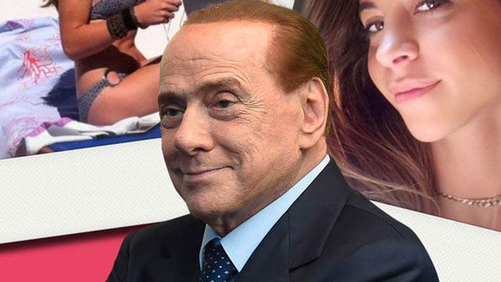 Escándalo en Italia: Silvio Berlusconi 'cambia' a su  novia por una joven de 21 años