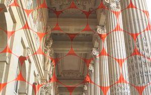 Ilusión óptica geométrica