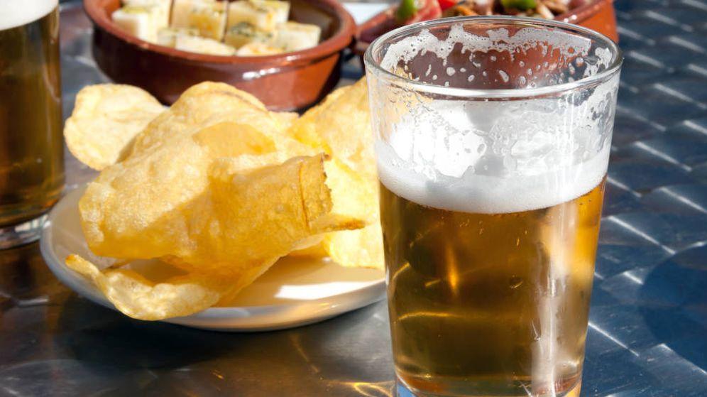 Foto: Una caña de cerveza. (iStock).