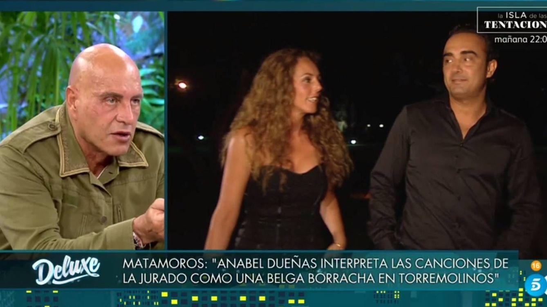 'Sábado Deluxe' | Kiko Matamoros destroza a Rocío Carrasco y Fidel Albiac por mancillar a Rocío Jurado
