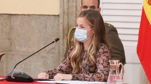 El vídeo de Leonor hablando de nuevo catalán en la reunión de la Fundación Princesa de Girona