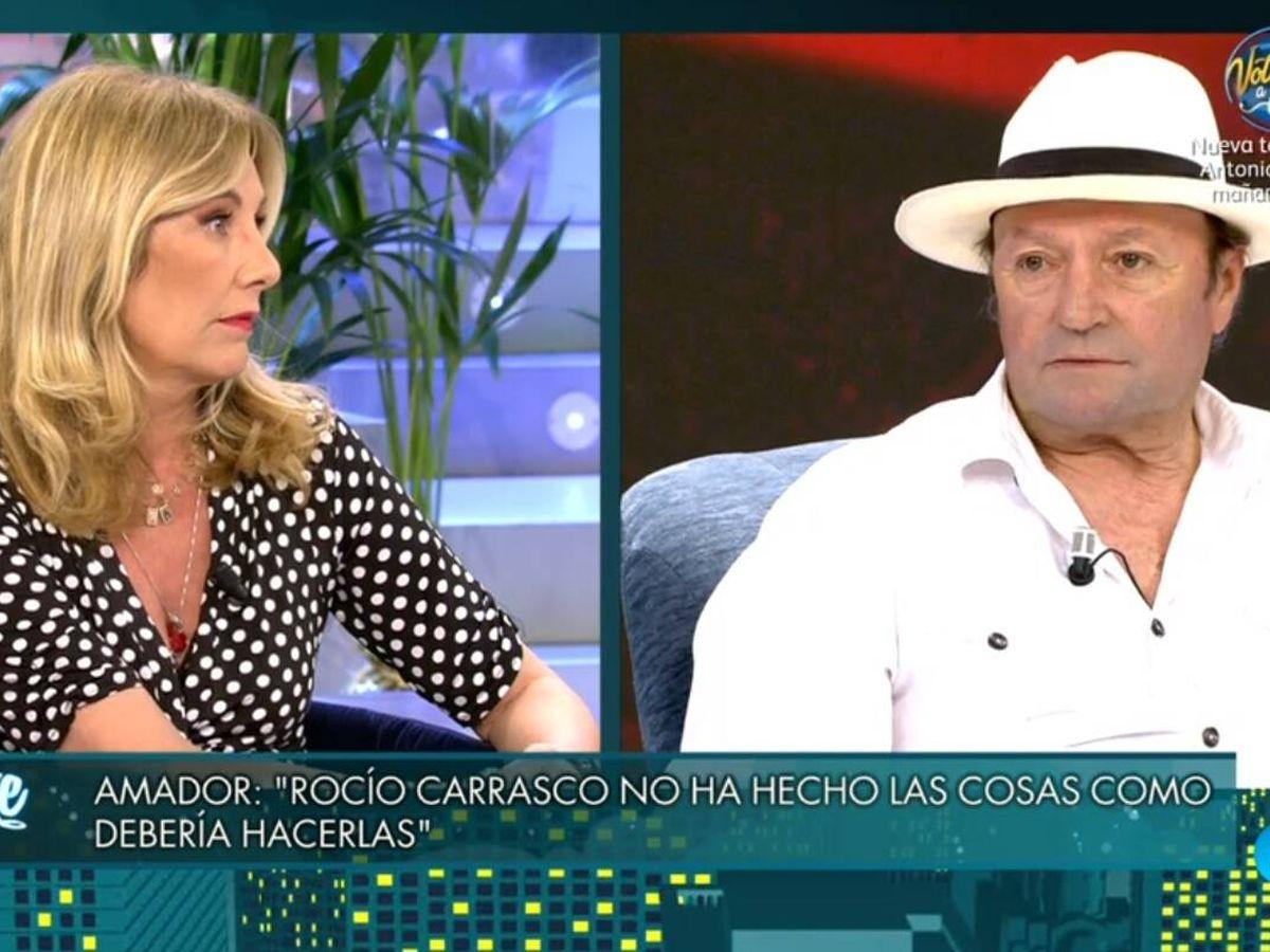 Foto: Belén Ro y Amador. (Telecinco).
