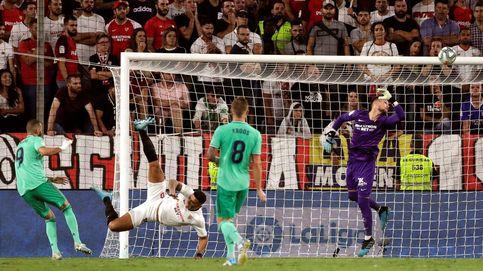 Sevilla - Real Madrid en directo: resumen, goles y resultado
